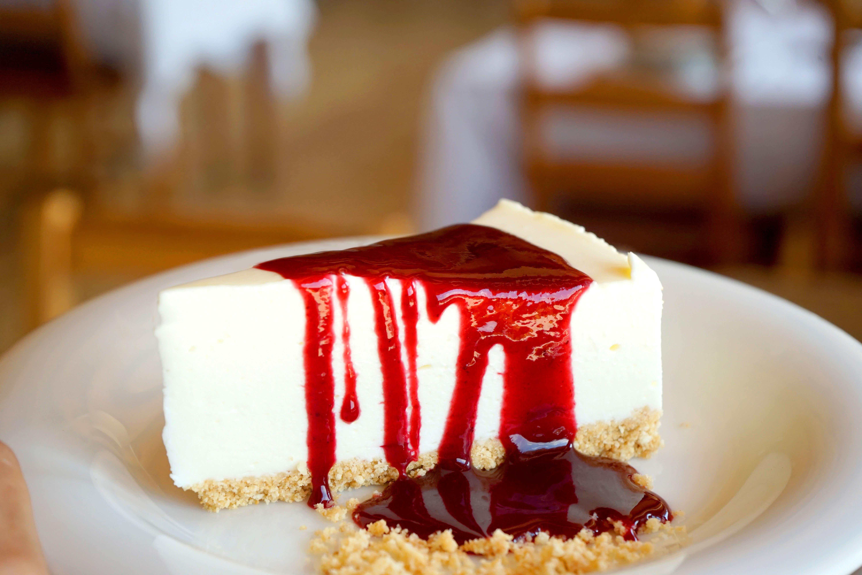 I pels amants del dolç, pastís de formatge artesà FOTO: Cedida