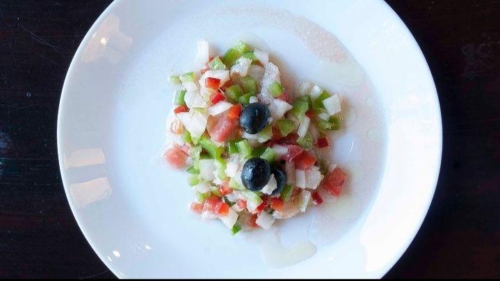 Gaudeix del menú, que inclou primer plat, segon i beguda FOTO: Cedida