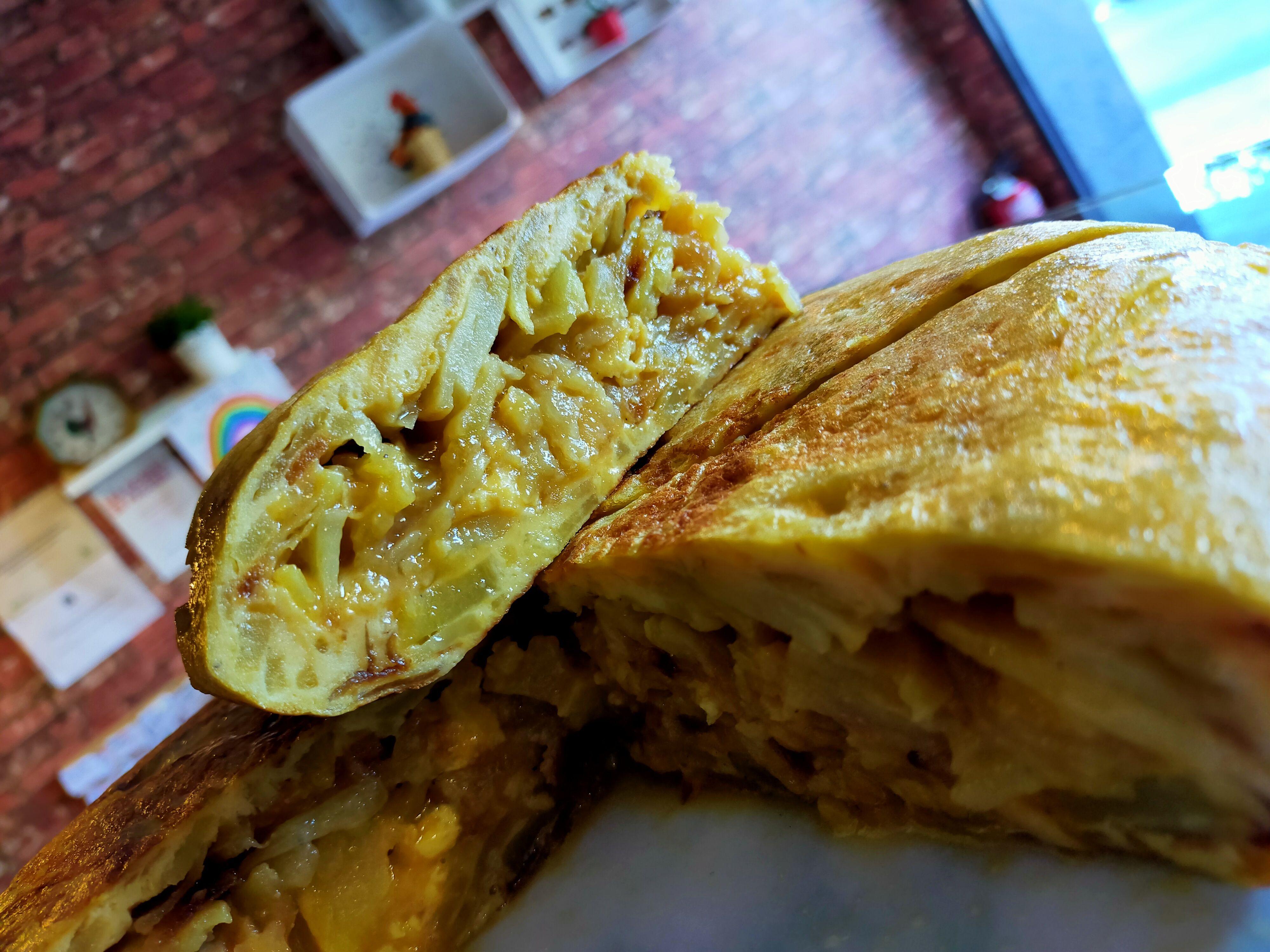 Menjar casolà FOTO: Cedida