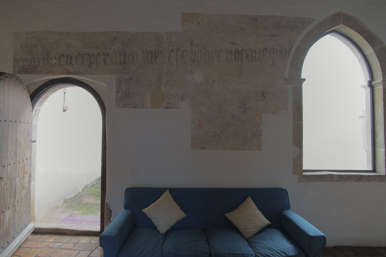 Estança de la masia de Torre Negra. FOTOS: Quim Llop