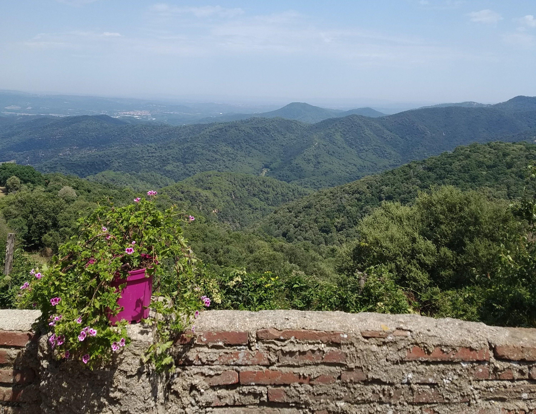 A la fresca en plena canícula Sant Martí del Montnegre#Neus Calderon 216