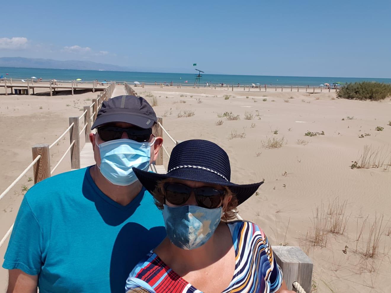 Al Delta amb precaució Riumar ,  Delta del Ebre#Penya Tres Torres 43
