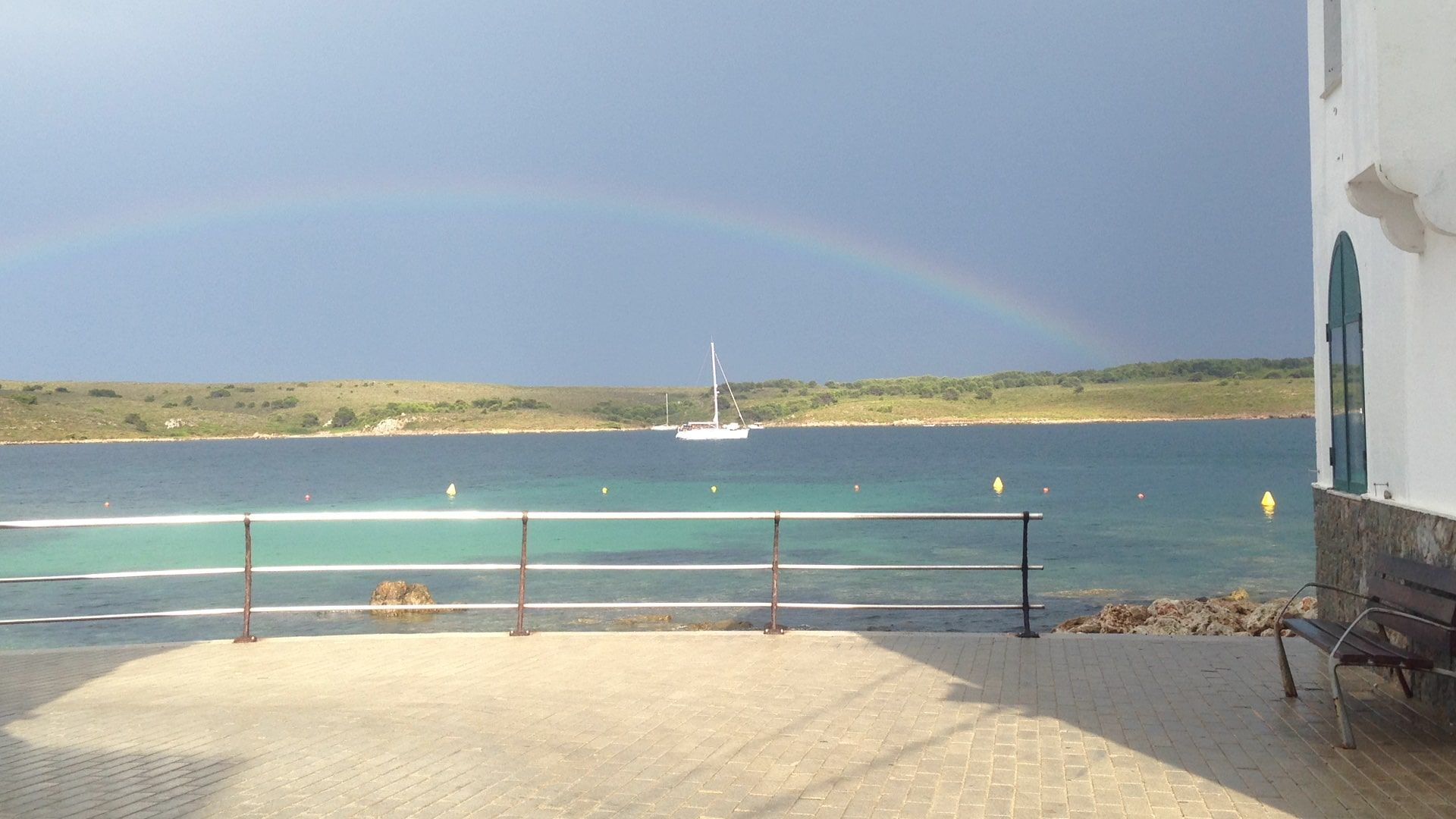 Arc sobre el mar Menorca#Núria Sagalés Mas 28