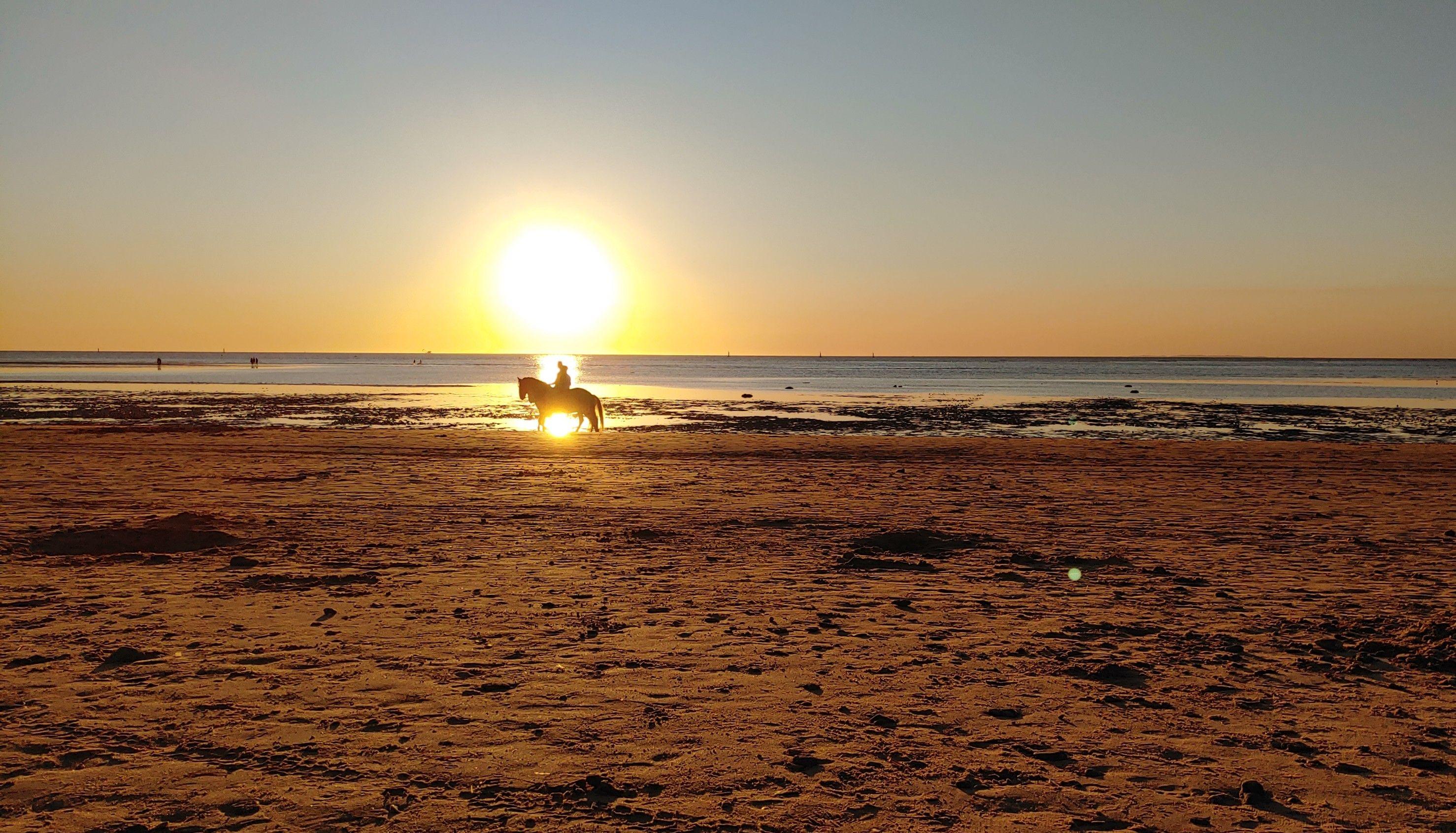 Atravesando el sol Sanlúcar de Barrameda#Miguel Iglesias Bauza 155