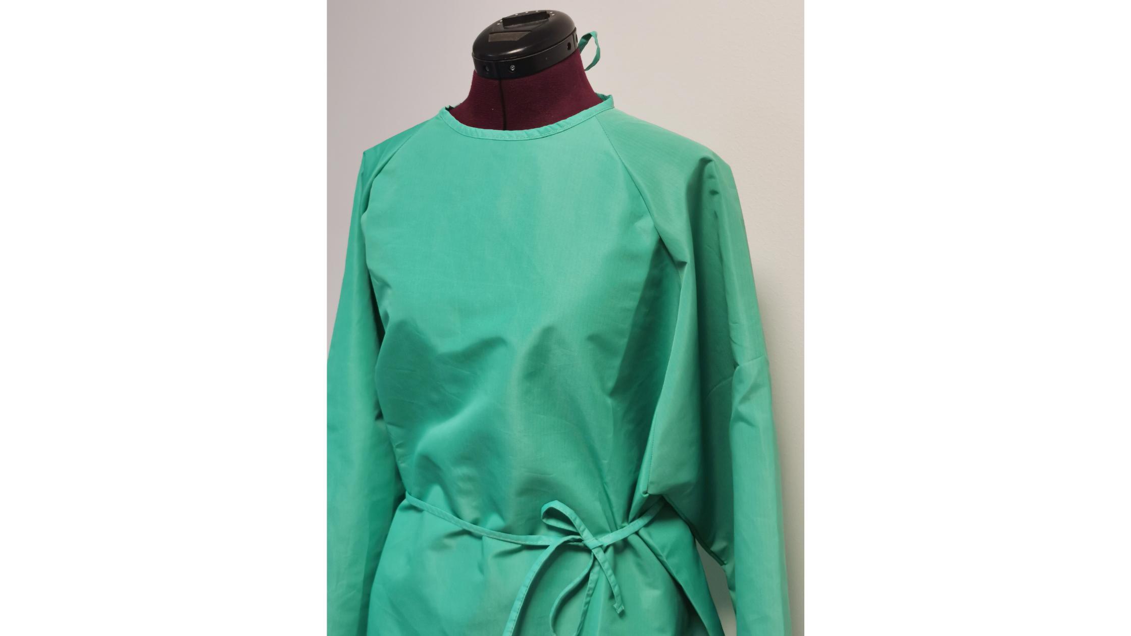 Lyba Textiles s'ha especialitzat en la confecció d'EPI FOTO: Cedida
