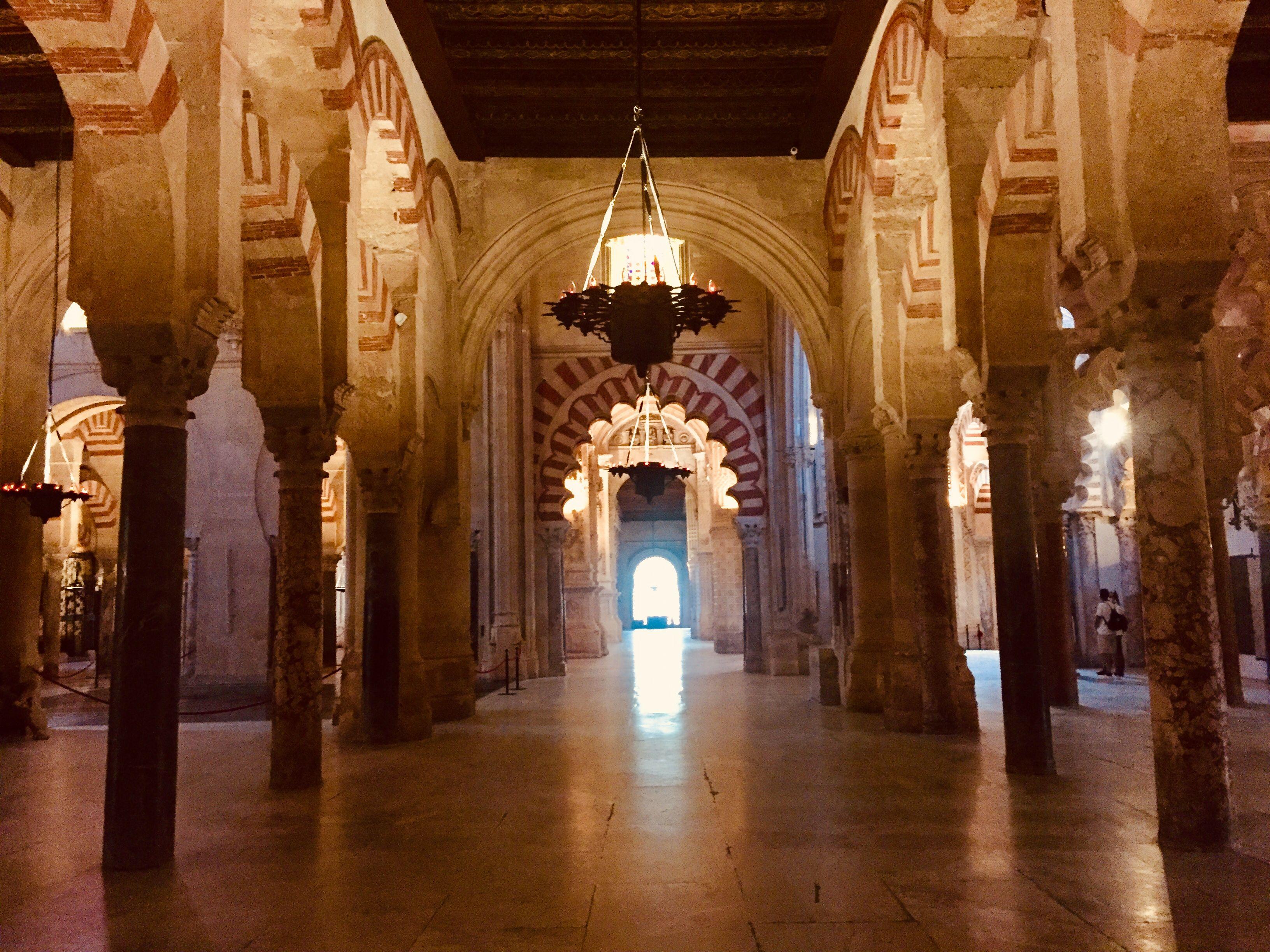 Hi ha llum al final del camí Mezquita de Córdoba#Lidia Quesada Cruz 291