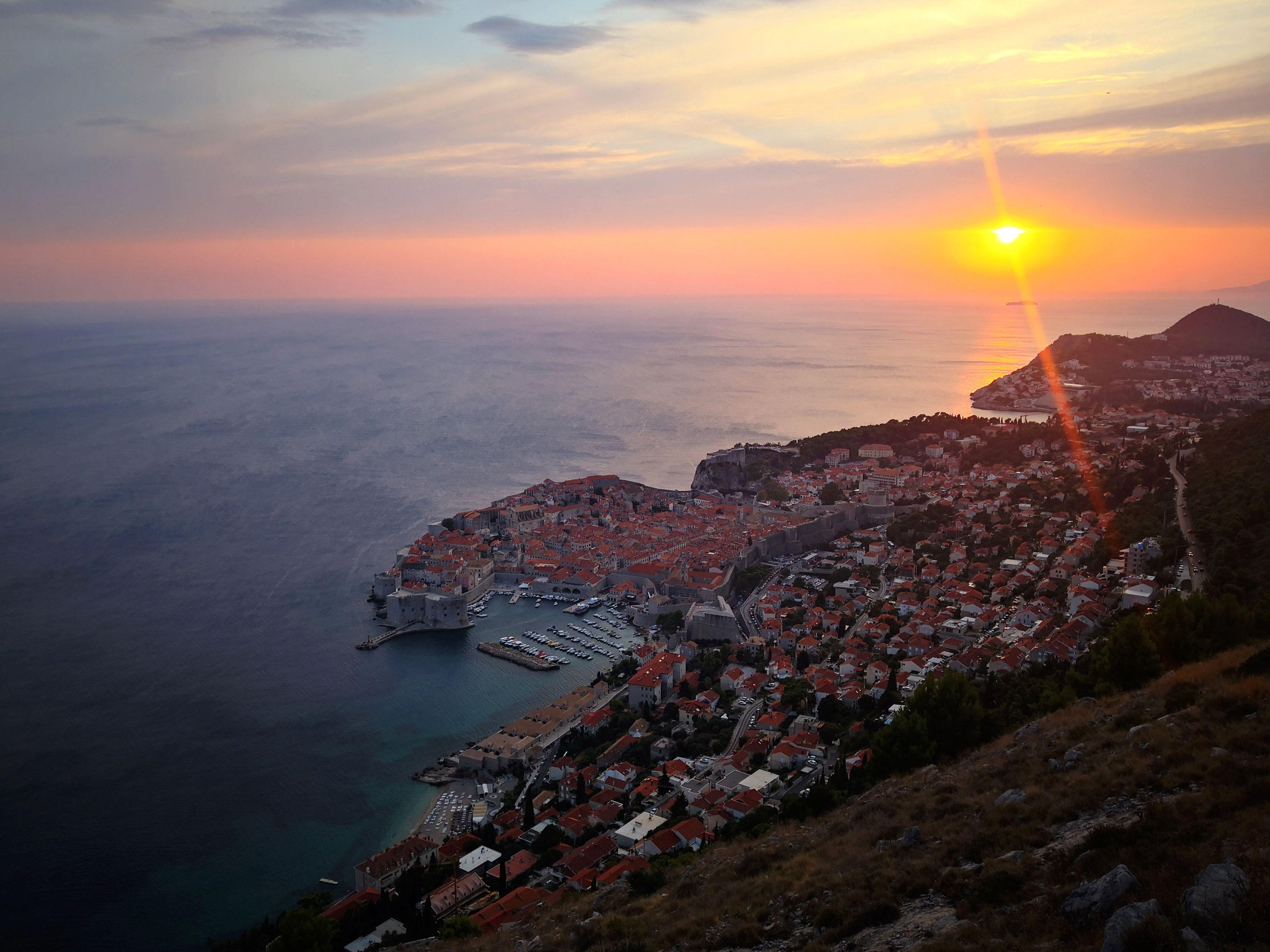 La calma de l Adriàtic Dubrovnik#Josep Gomis De Rocafiguera 301