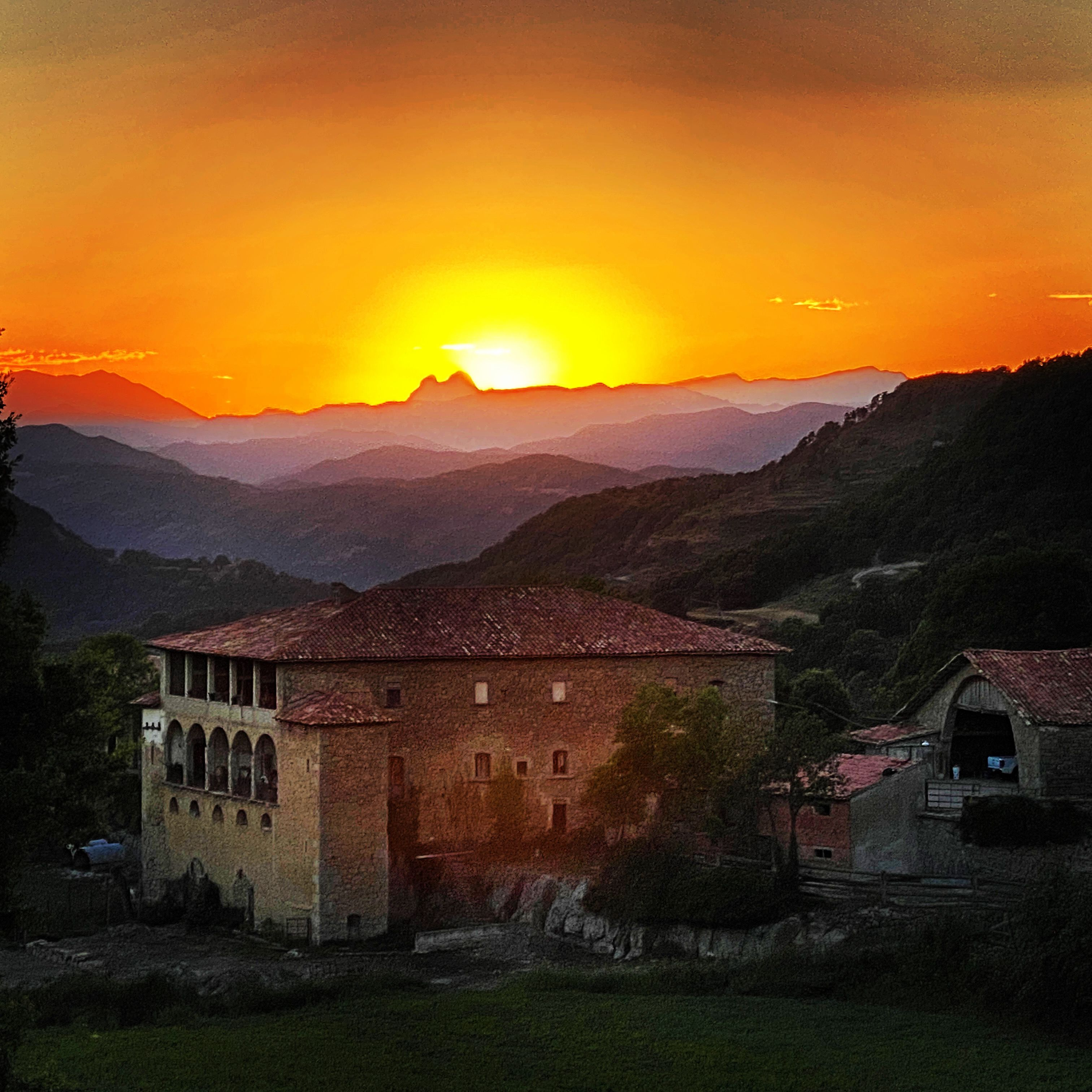 La masia eterna Vidrà#Cinto Ajram tares 150