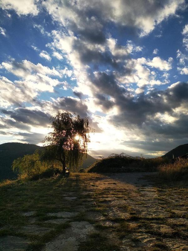 La millort Posta de Sol Casa rural Les Vinyas cta el Far Susqueda#Antonio Zoroa Soler 151