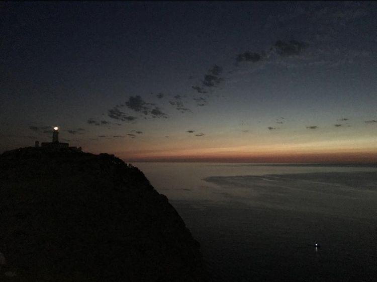La nit amb el far Mallorca#Maria Mallol 160