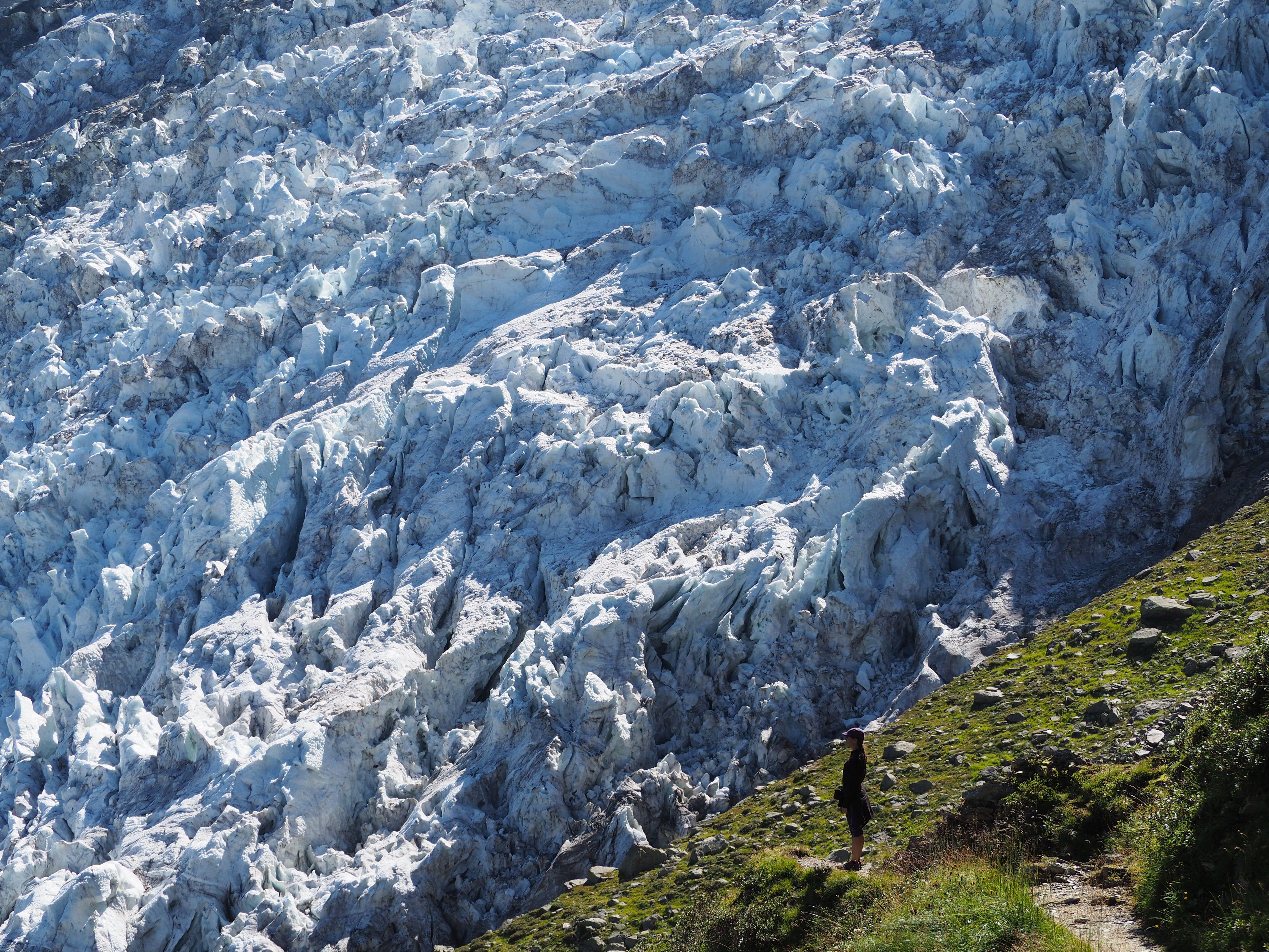 Le glacier de Bossons Chamonix, França#Miriam Pablos Cascallar 271