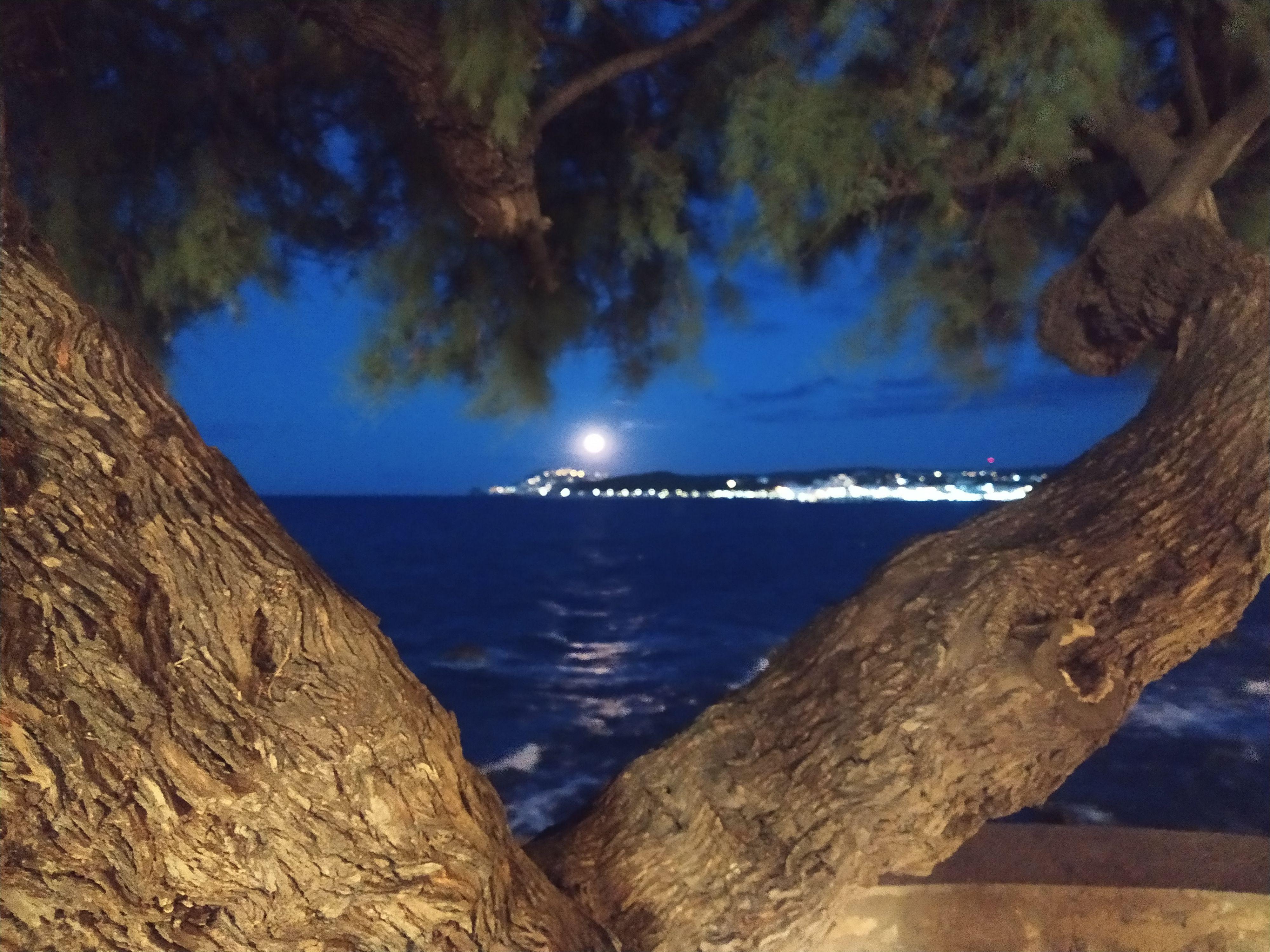Lluna plena amb molt d amor L Escala (Girona)#Neus Cantós López 231