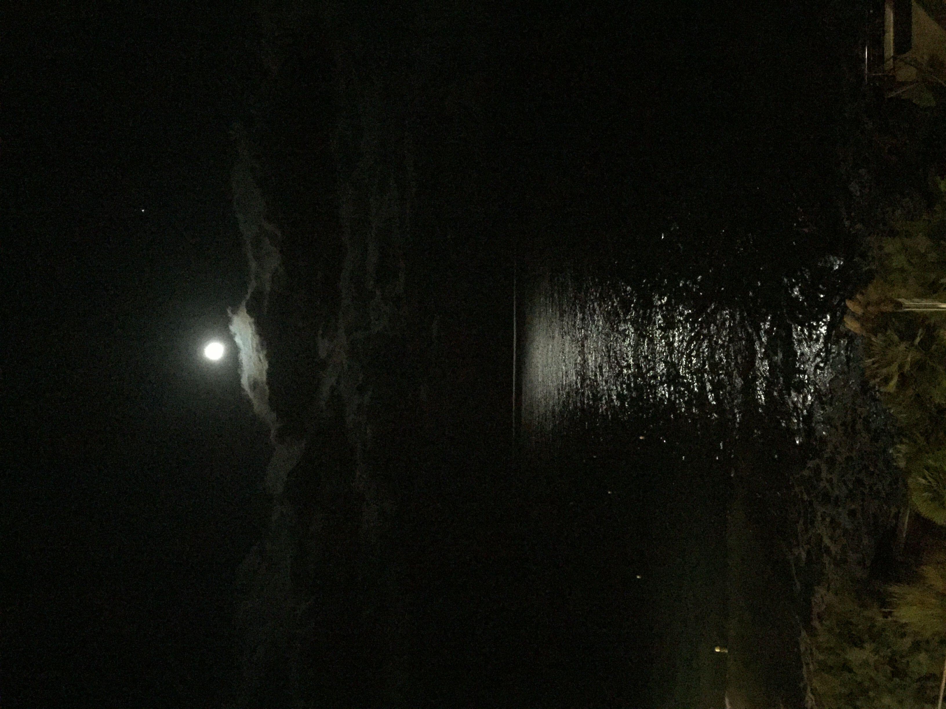 Luna tras la tormenta Sitges#Francisco Manuel Serrano Rosua 110