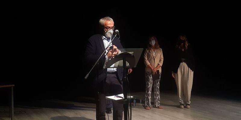 El metge Jordi Jiménez va fer el pregó de la Festa Major de Valldoreix