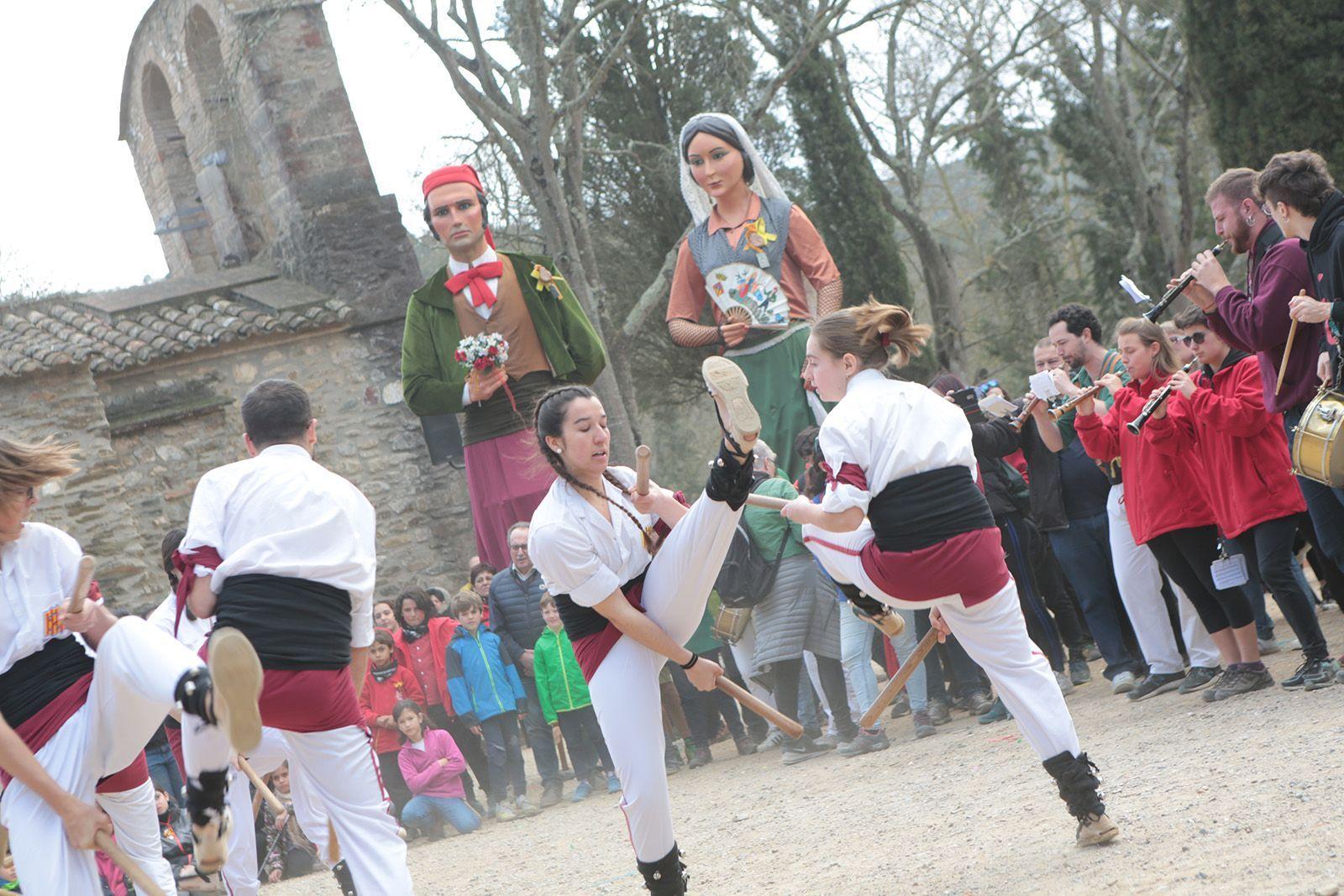 L'Aplec de Sant Medir va ser de les últimes activitats multitudinàries que es van celebrar abans de la Covid-19