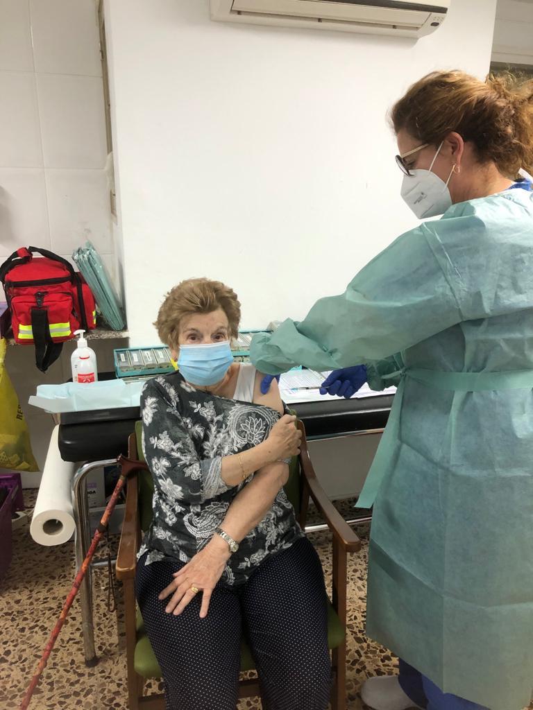 Així està sent la campanya de vacunació a Sant Cugat