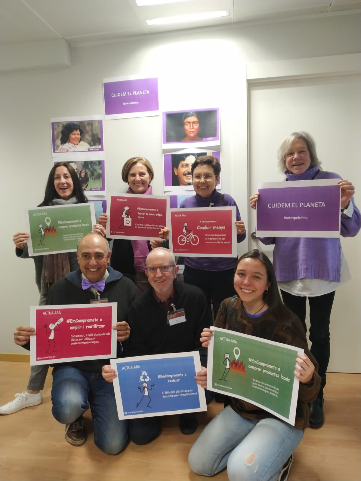 Trobada Intermon Oxfam. FOTO: Cedida