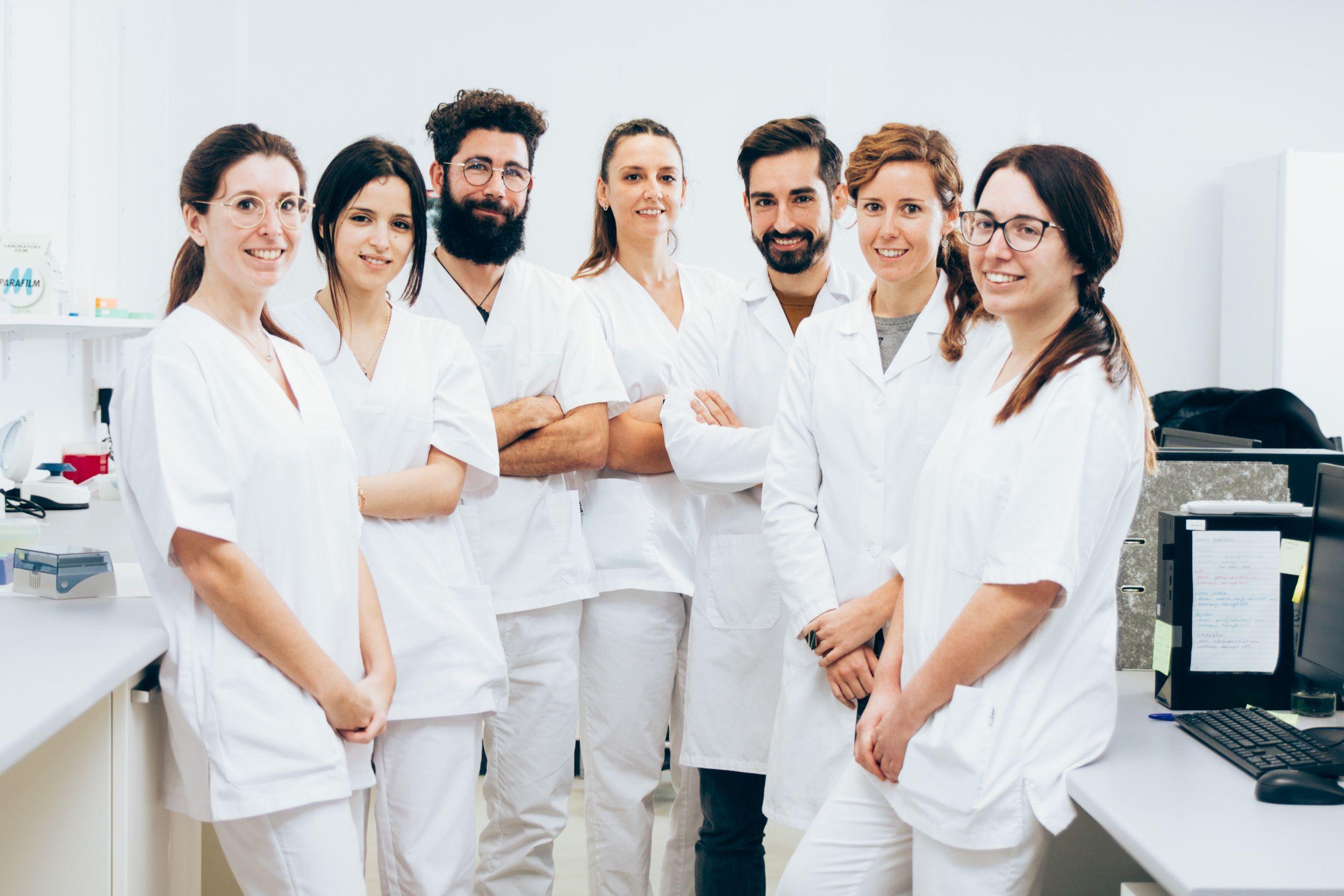 ADN Institut ofereix solucions diagnòstiques i diferents tests. FOTO: Cedida
