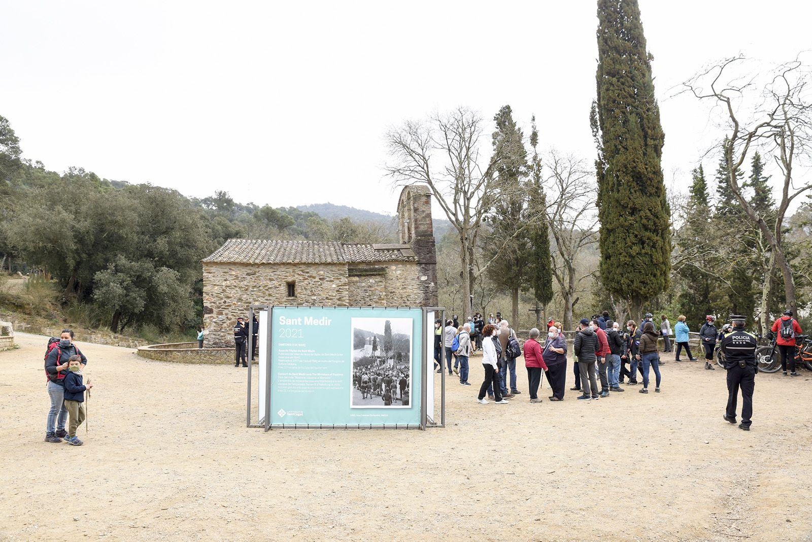 Aplec de Sant Medir. Foto: Bernat Millet.