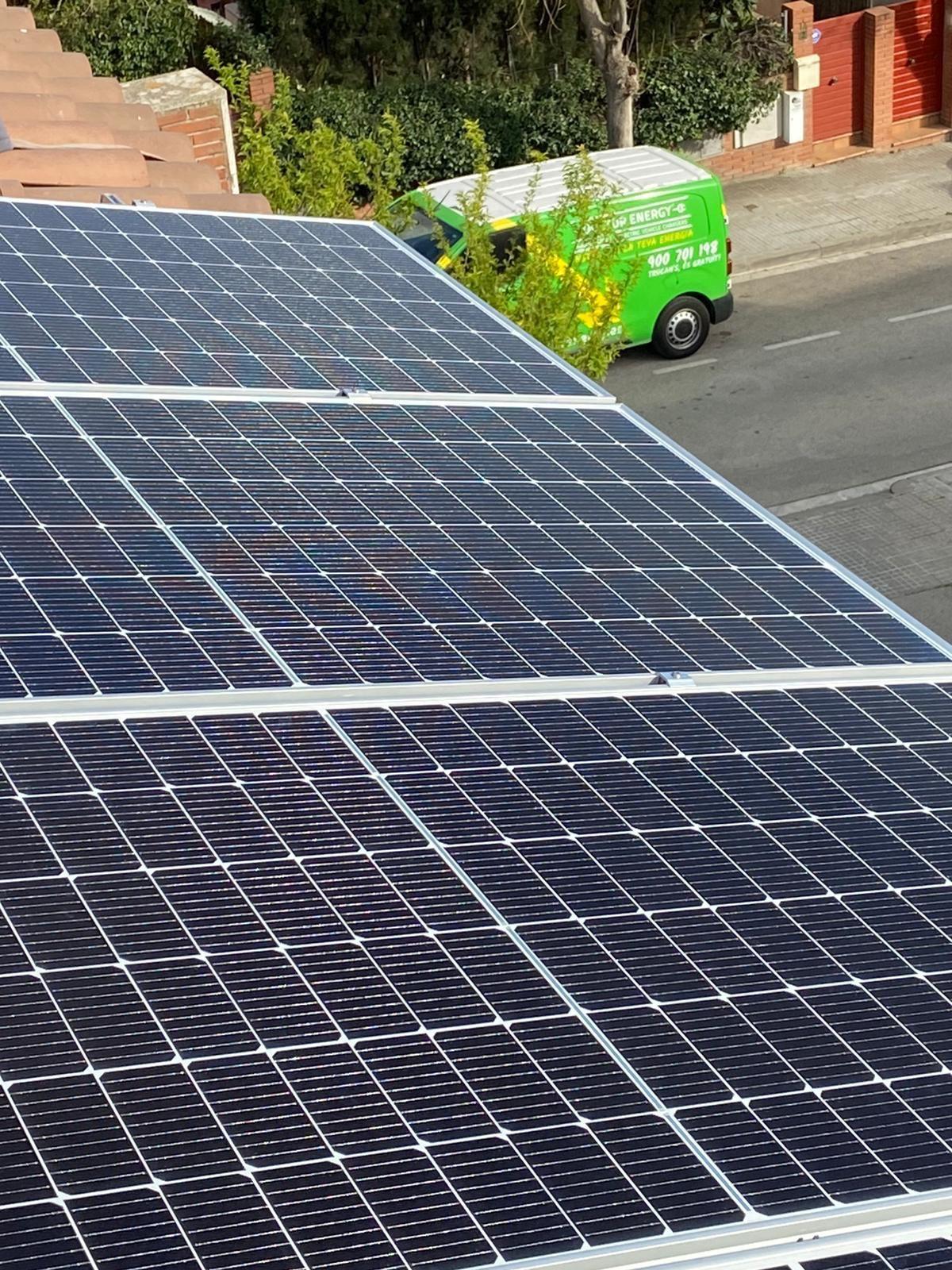 Qgat energy, empresa especialitzada en energia solar. FOTO: Cedida