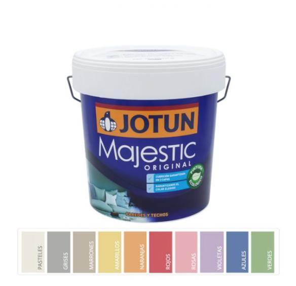 La pintura plàstica ecològica d'alta qualitat FOTO: Cedida
