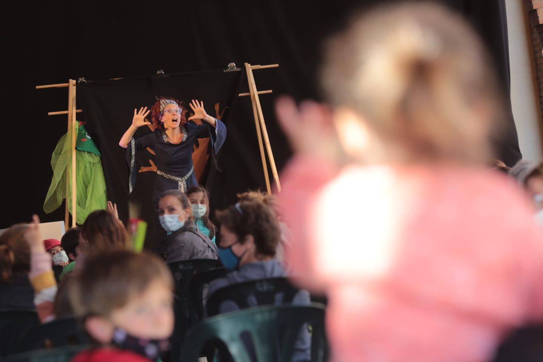 Activitats de Sant Jordi a Sant Cugat. FOTO: Artur Ribera
