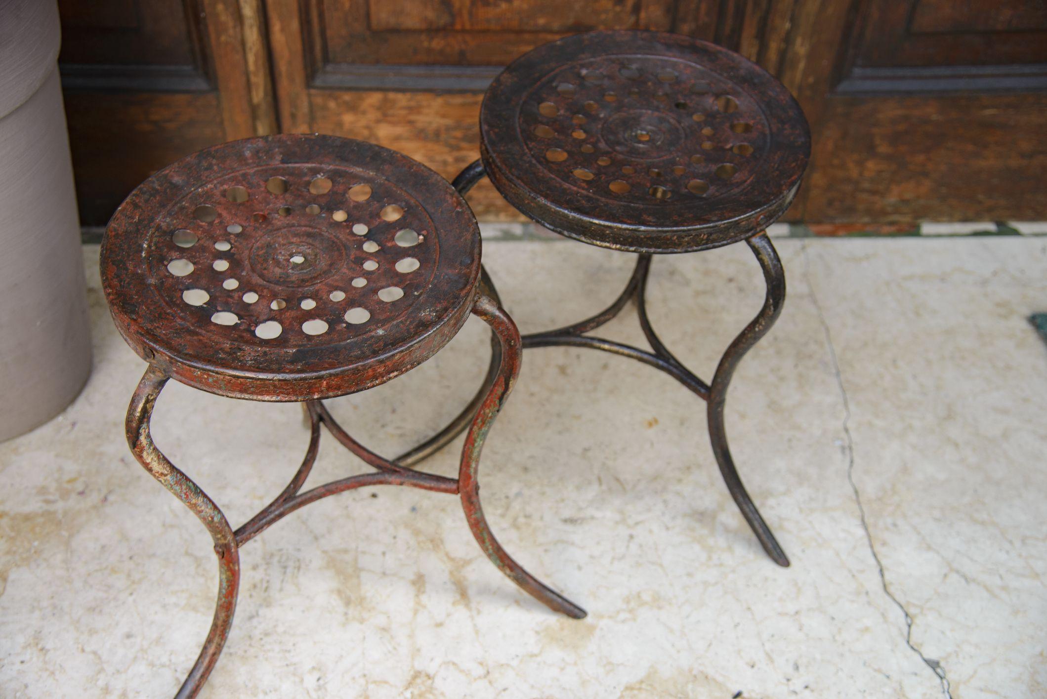 L'efecte dels mobles rovellats FOTO: Cedida
