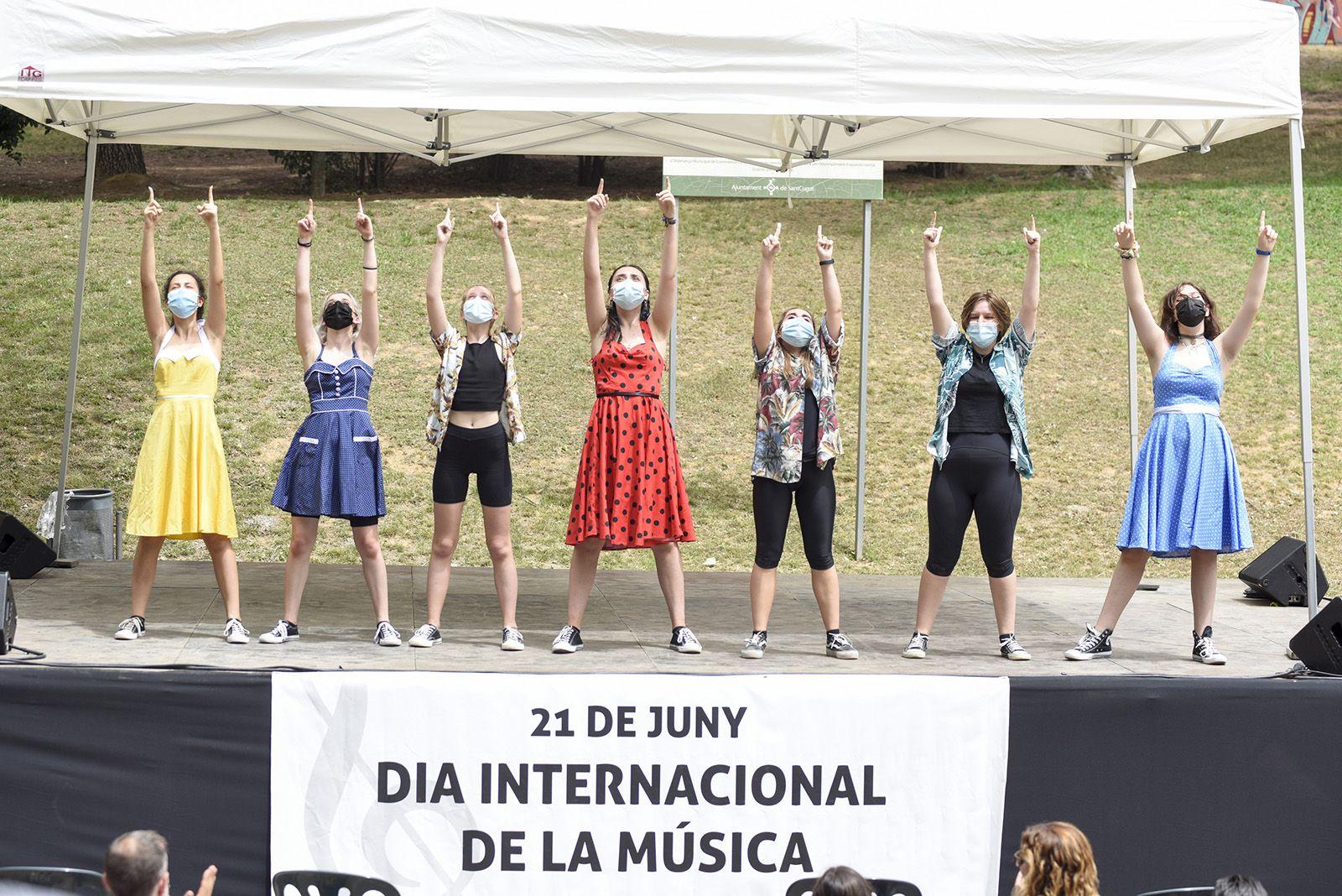Teatre Musical Aula de So. Foto: Bernat Millet.