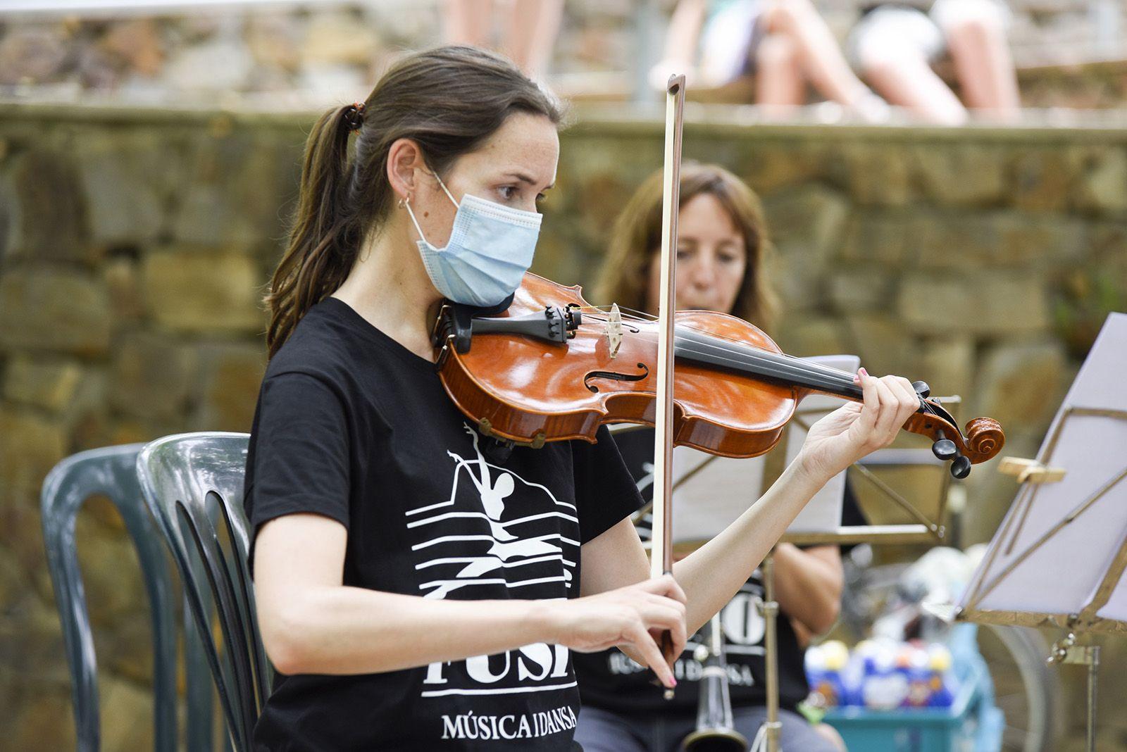 Orquestra Simfònica Fusió. Foto: Bernat Millet.