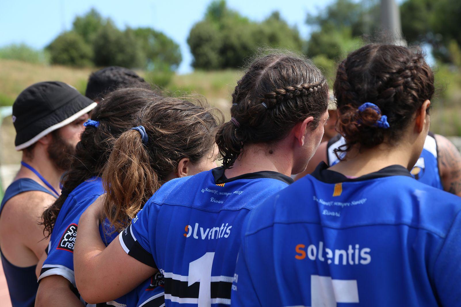 Copa de la Reina de Rugby. Foto: Anna Bassa
