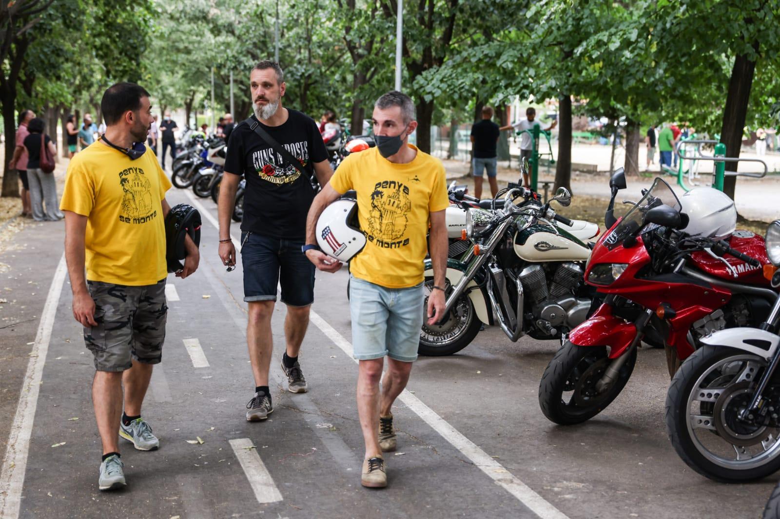 XVIII Concentració i Passejada de Motos FOTO: Lali Puig