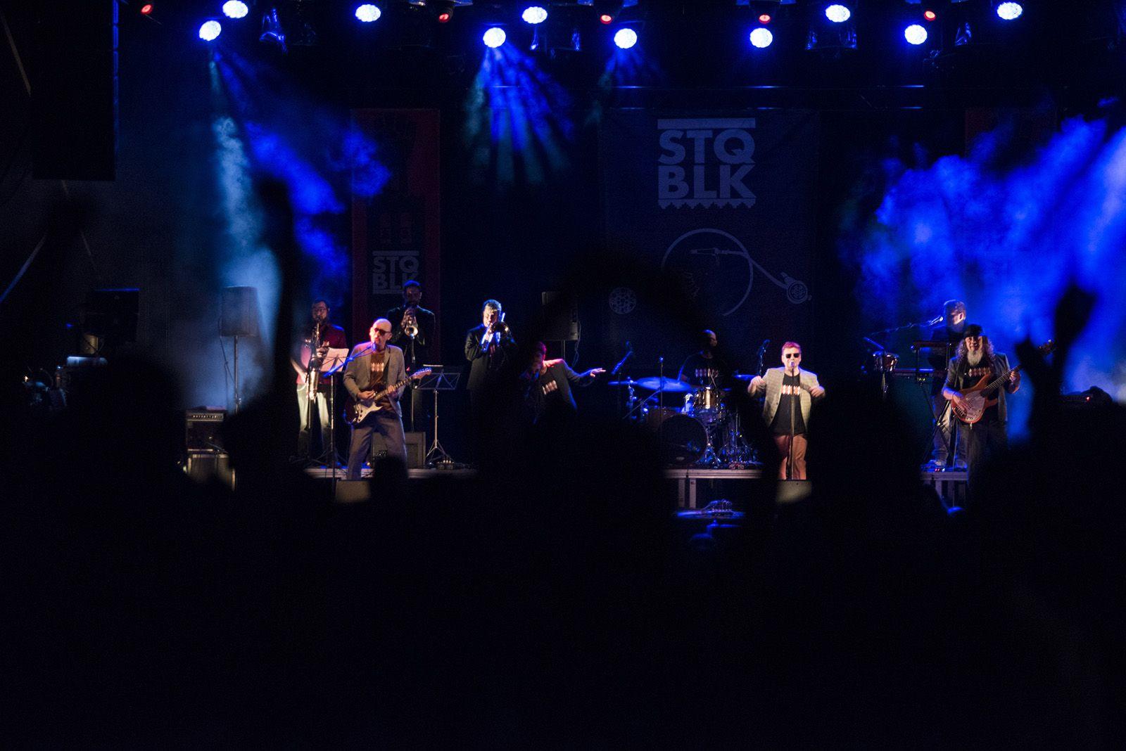 Fundación Tony Manero, en concert. Foto: Bernat Millet.