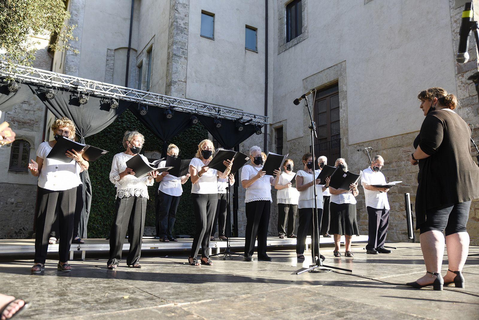 Concert Coral de Festa Major. Foto: Bernat Millet.