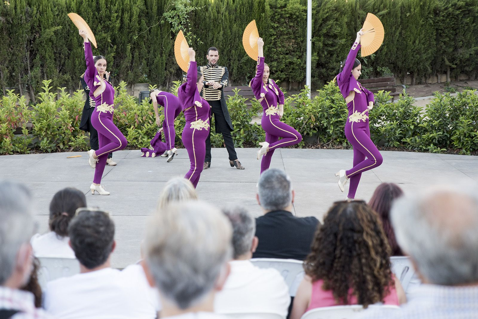 Ballet Desafio Flamenco. Foto: Bernat Millet.