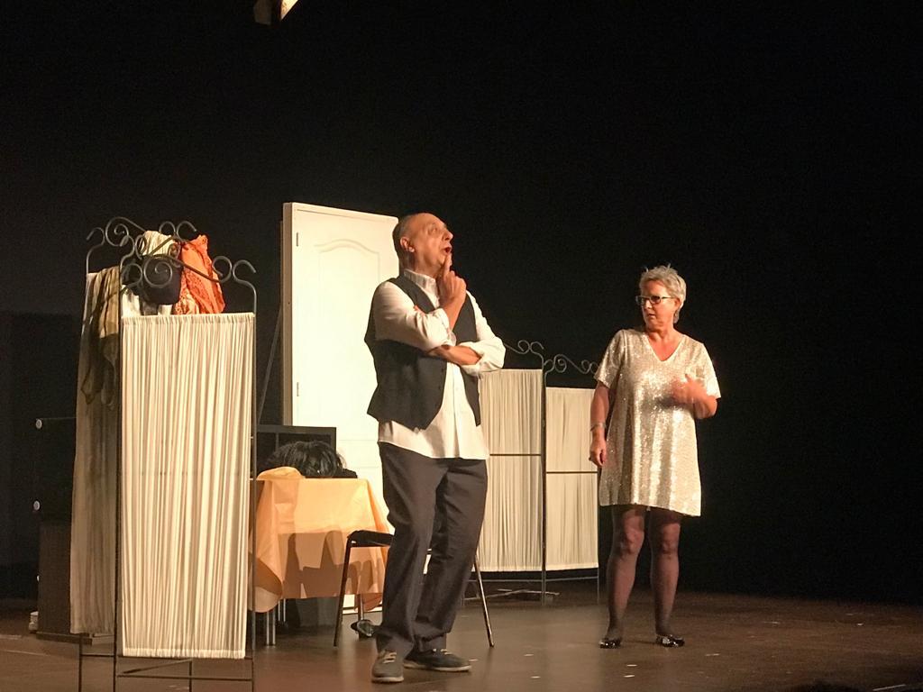 Teatre 'Quatre píndoles' a Mira-sol. FOTO: Nielo Ballart