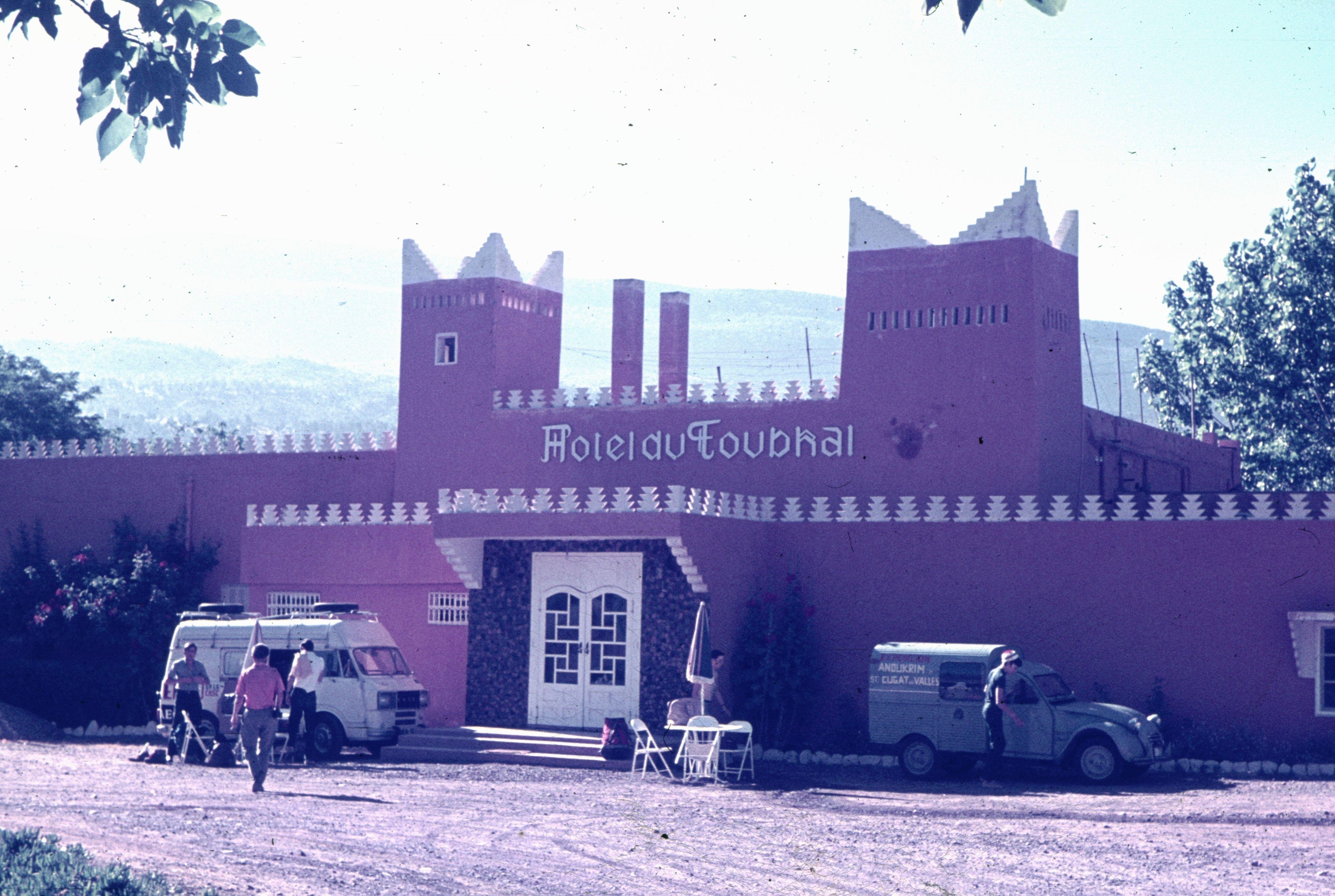 Hotel Toubkal de Asni al peu de l'Atles