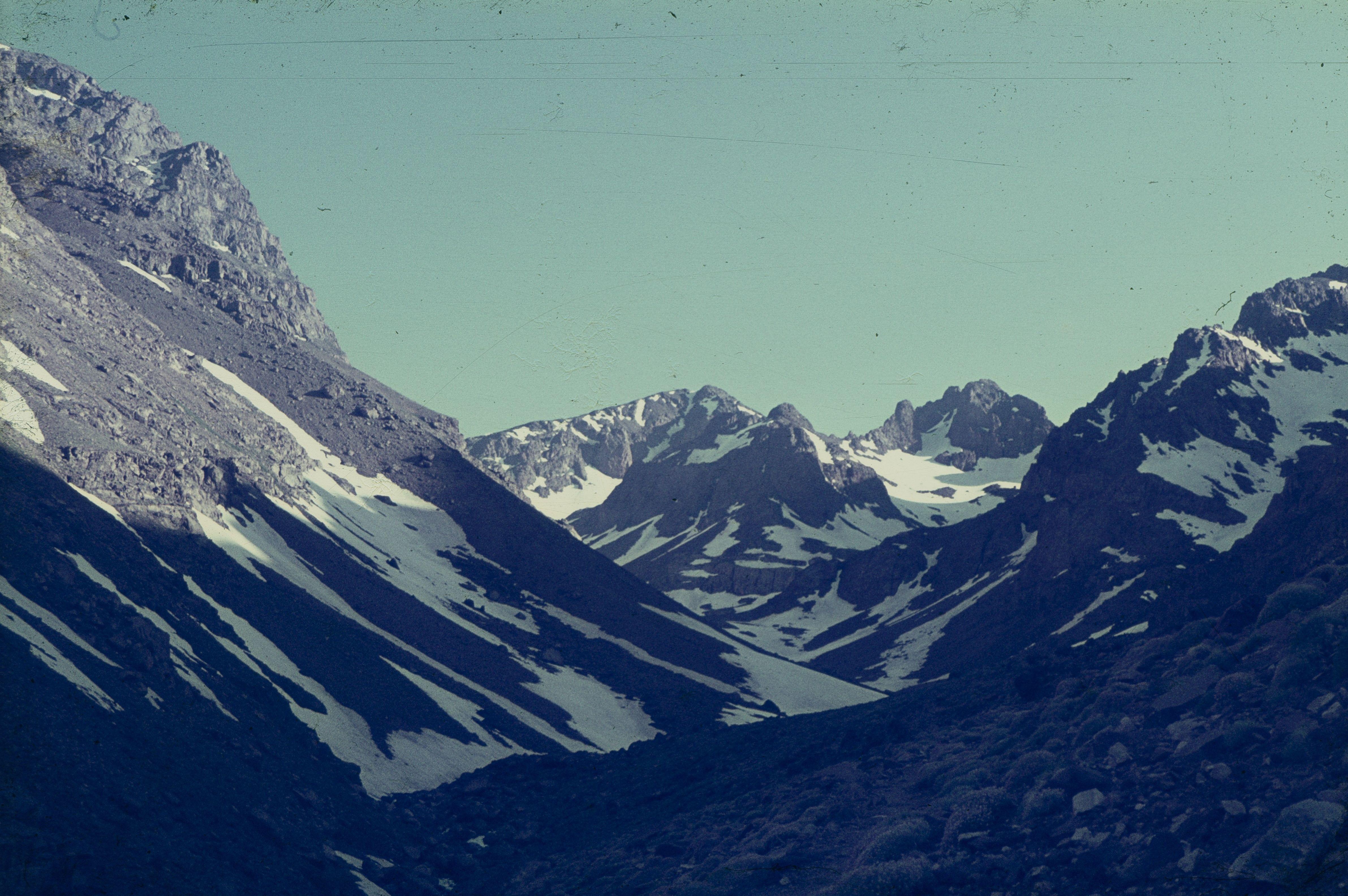 panoràmica de la vall