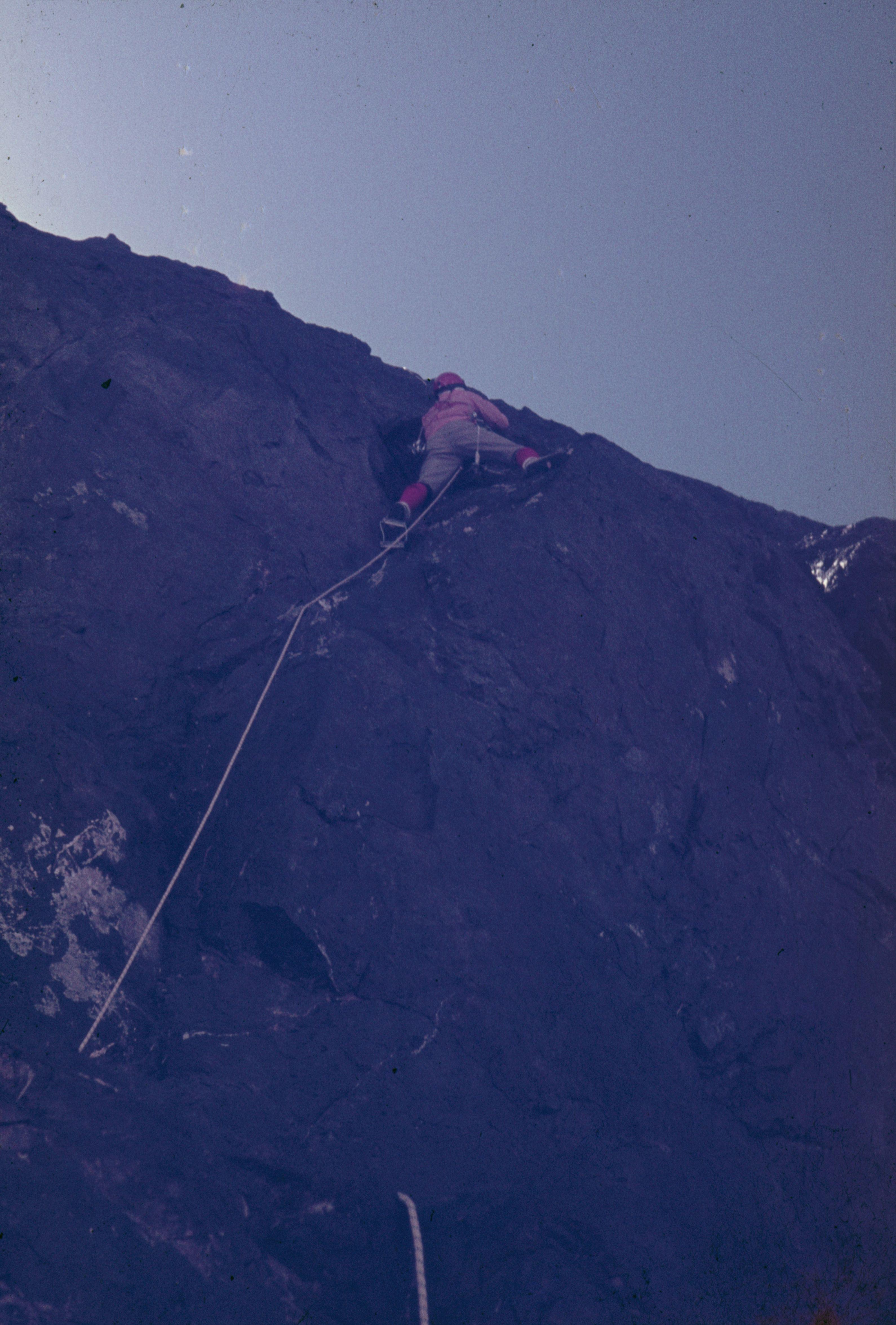 ascensió directa cara est al dit tadat 3.837 m