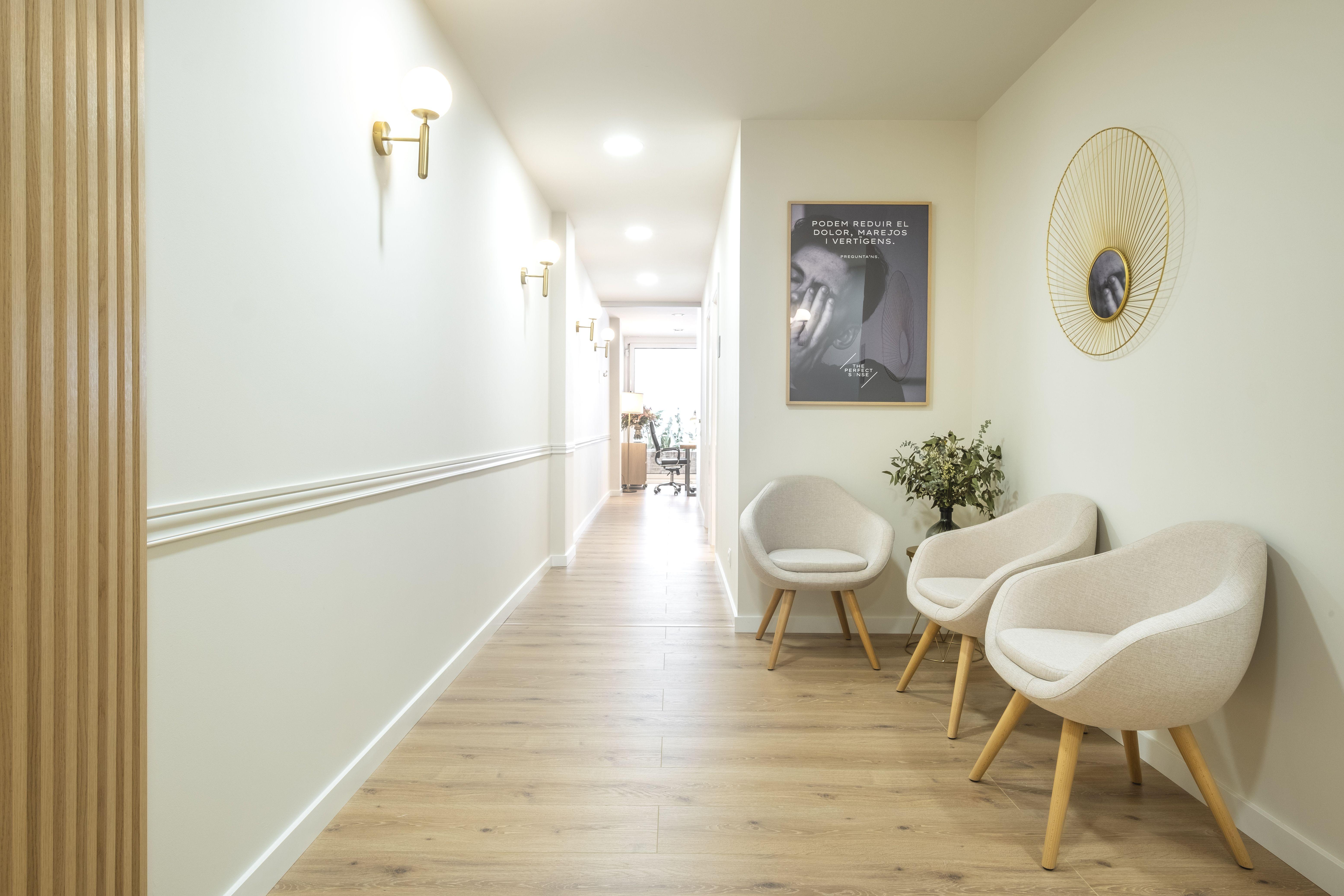 'The Perfect Sense' és un centre de salut visual a Sant Cugat amb les millors instal·lacions. FOTO: Cedida