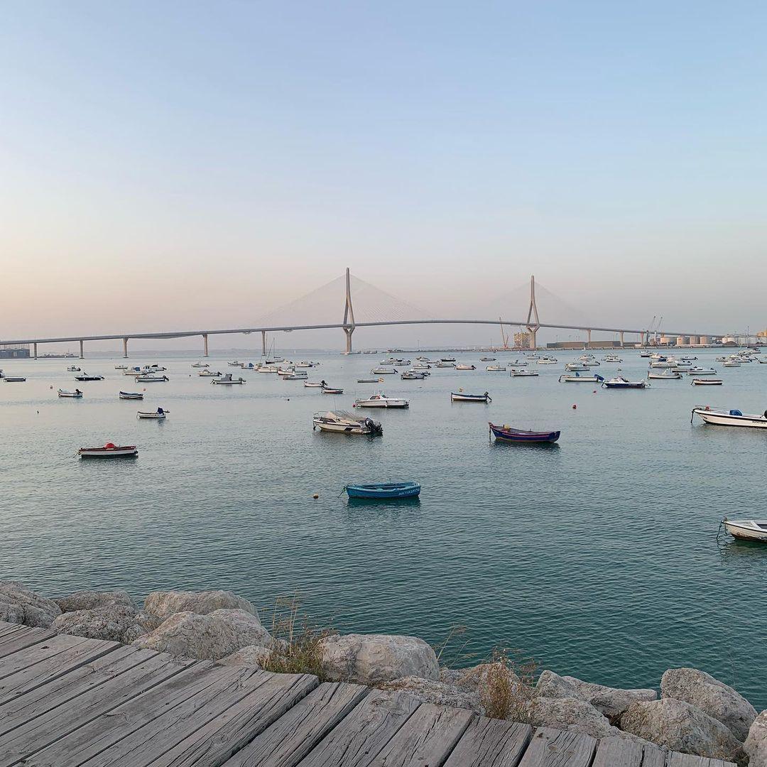 Salada claridad. Cádiz. FOTO: @cr1st1n48
