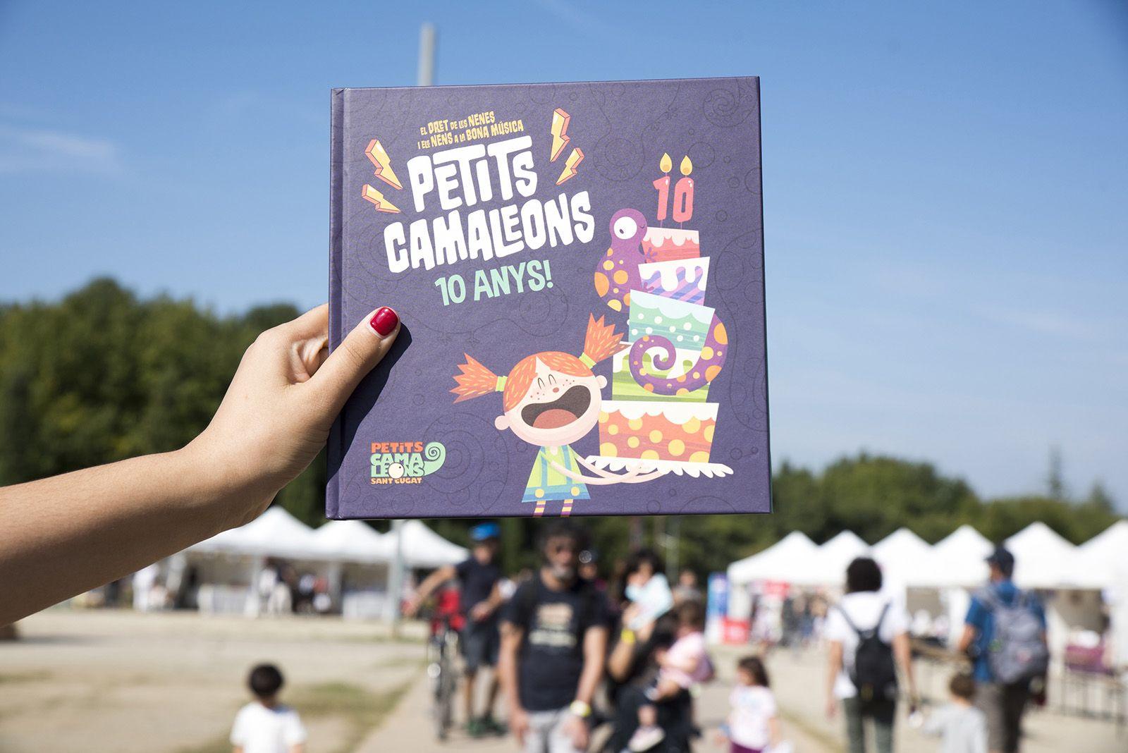 El festival Petits Camaleons. Foto: Bernat Millet.