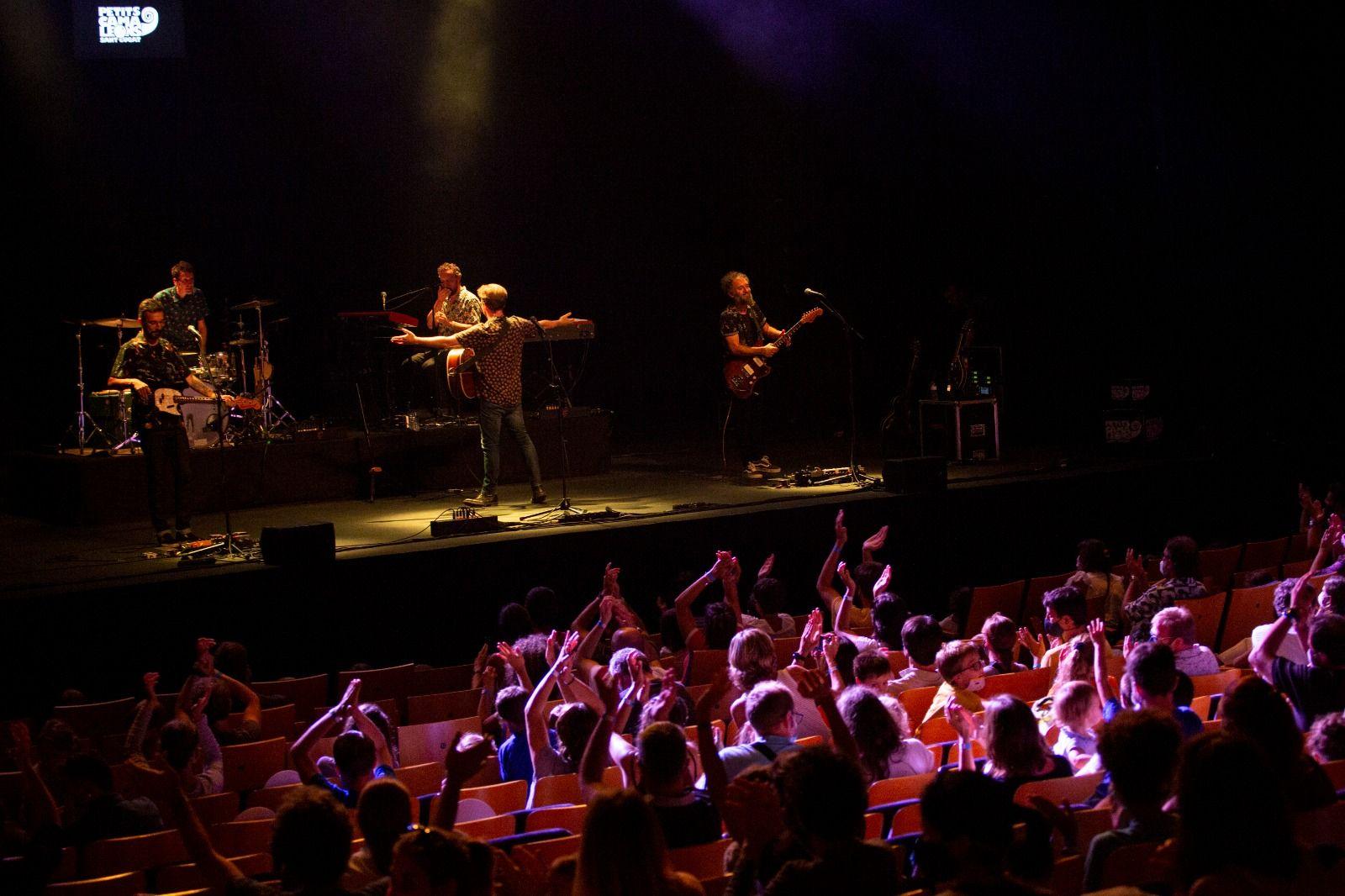 Mishima al festival Petits Camaleons. Foto: Raul Clemente