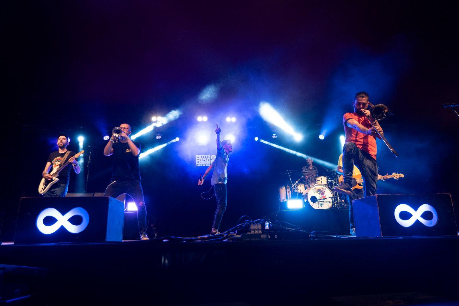 Porto Bello al festival Petits Camaleons. Foto: Raul Clemente